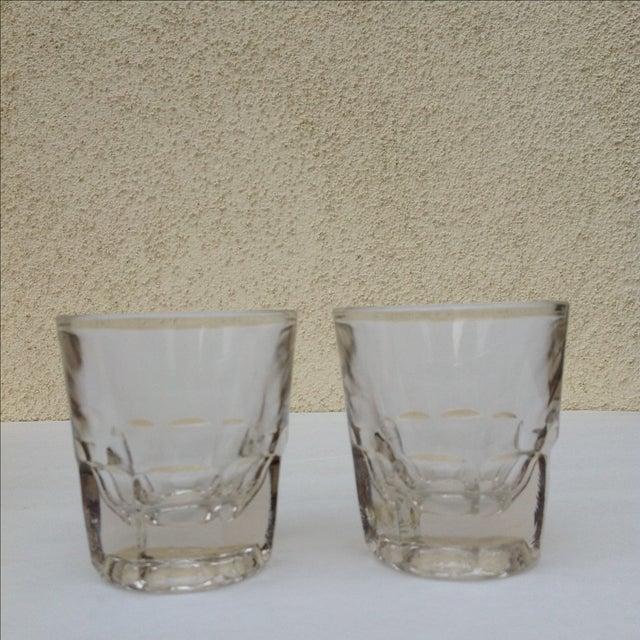 Vintage Rocks Glasses - Set of 10 - Image 9 of 11