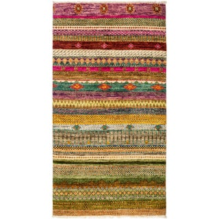 """Lori, Hand Knotted Area Rug - 3' X 5'4"""""""