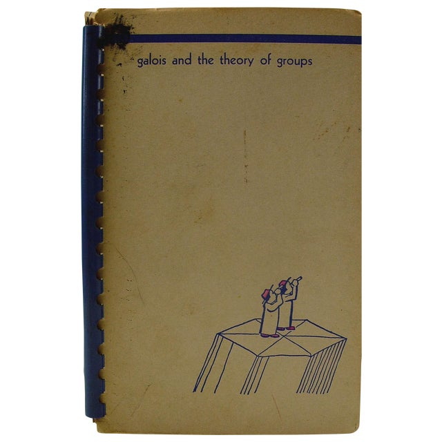 Galois and the Theory of Groups Book - Image 1 of 6