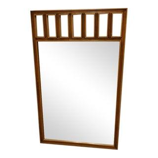 Mid Century Style Mirror