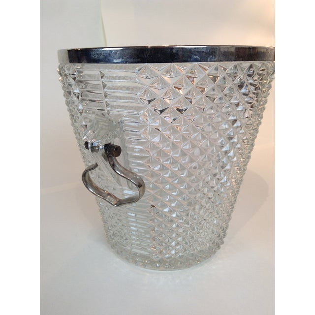 Pressed Glass Champagne Bucket - Image 6 of 8