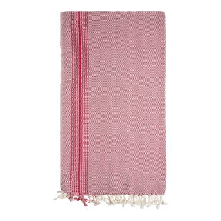 Organic Cotton Loomed Turkish Towel