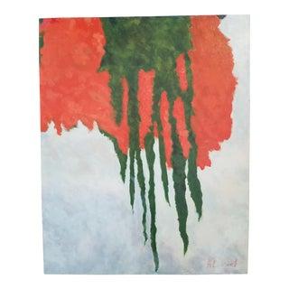 A. Daniel Modern Acrylic Painting