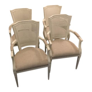 Restoration Hardware Armchairs - Set of 4