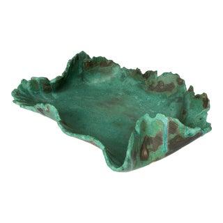 Sculptural Pottery Centerpiece