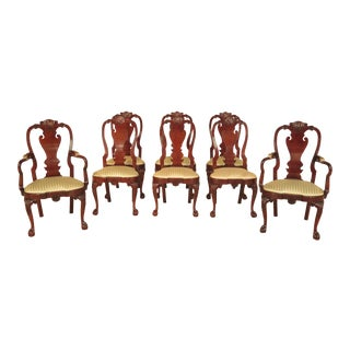 Kindel Winterthur Collection Dining Room Chairs - Set of 8