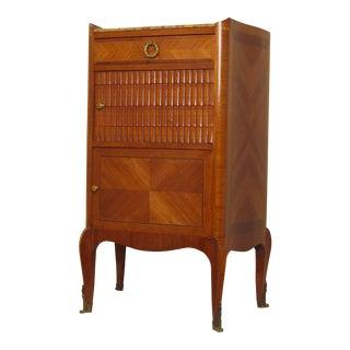 Tulipwood Louis XVI Side Cabinet