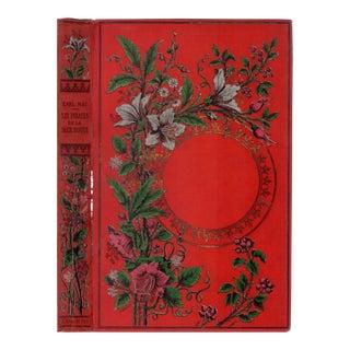 "1891 ""Les Pirates De La Mer Rouge"" Book"