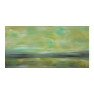 """""""Magnetize (#2 in Series)"""" Original Abstract Landscape Painting"""