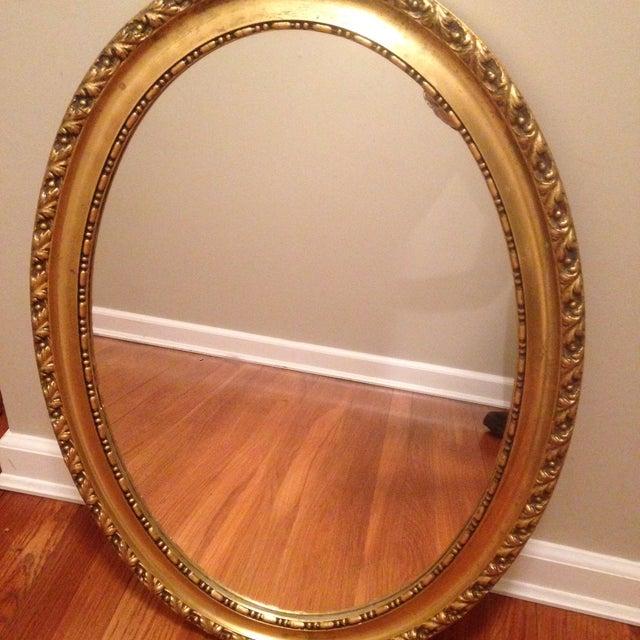Gold Leaf Mirror - Image 3 of 3