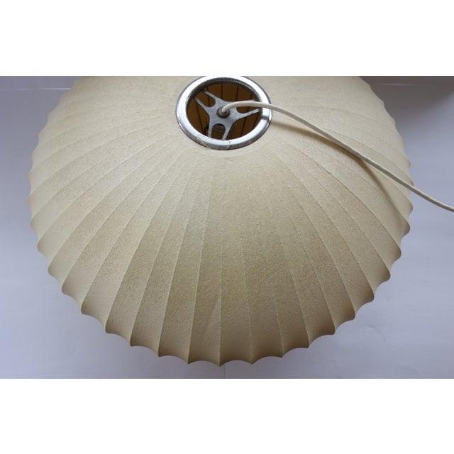 George Nelson Vintage Bubble Lamp Saucer Pendant Chairish