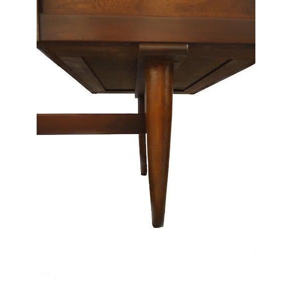 Image of Mid Century Modern Desk Willett