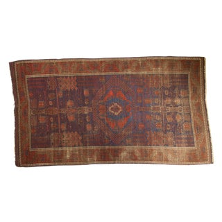 "Antique Timuri Belouch Rug - 4'8"" x 8'4"""