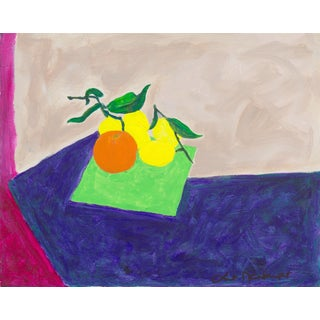 Still LifePainting of Lemons by Ant McNaught