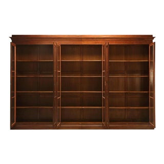 Circa 1815-1830 Antique French Bookcase