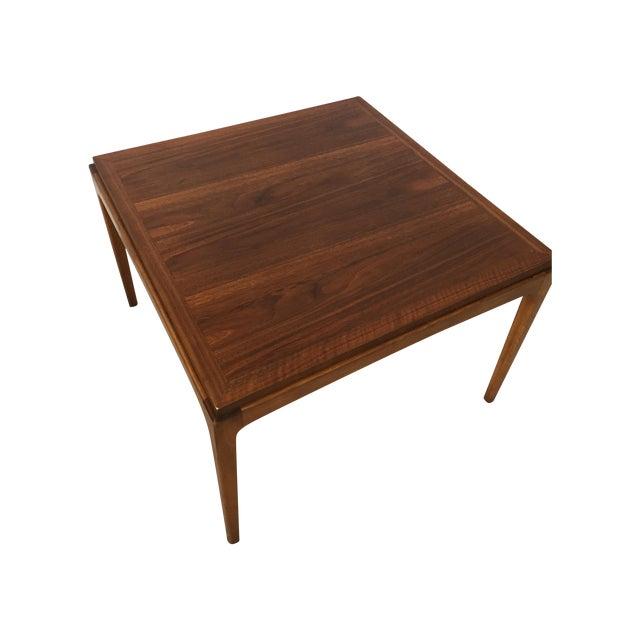 Lane Blonde Coffee Table: Lane Rhythm Series Square Coffee Table
