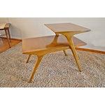 Image of Drexel Profile Side Table by John Van Koert