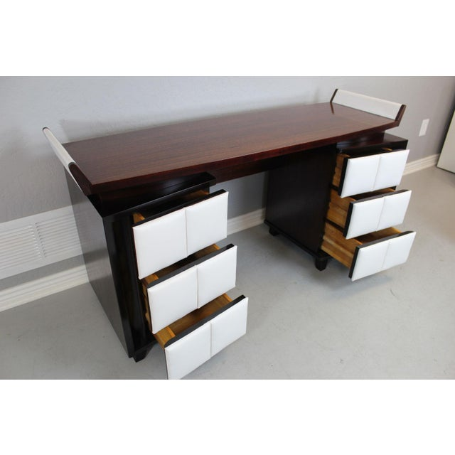 Early Gilbert Rohde Vanity or Writer's Desk - Image 7 of 8