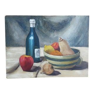 1960's Still Life Painting