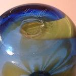 Image of Super Blenko Designer Series Drag Loop Vase