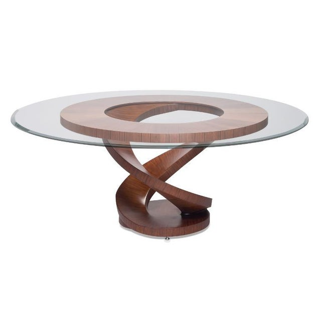 """Oggetti """"Fleur Dao"""" Twisted Base Table - Image 1 of 6"""
