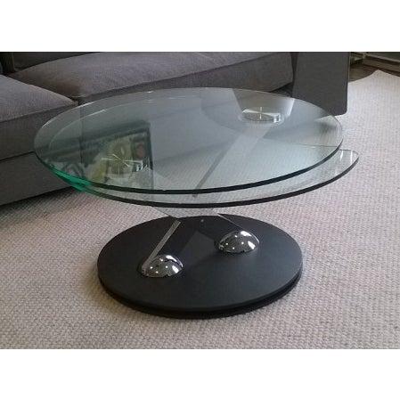 Roche bobois coffee table chairish - La roche bobois table ...