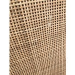 Image of McGuire Barbara Barry Petite Caned Arm Chairs - Set of 4