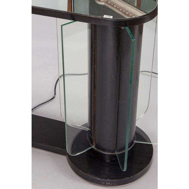 Image of French Art Deco Light-Up Console