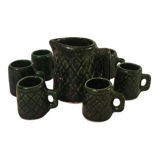 Mid-Century Mini Tankard & Mugs
