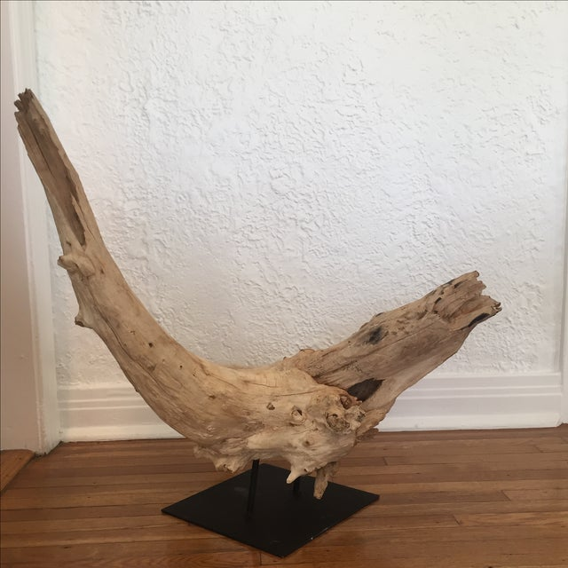 HD Buttercup Oversized Driftwood on Stand - Image 9 of 9