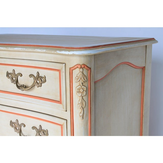 French Provincial Highboy by Kindel - Image 7 of 11