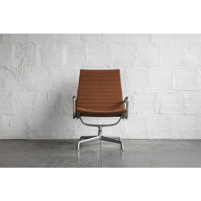 Eames Aluminum Group Lounge Chair - Image 3 of 8
