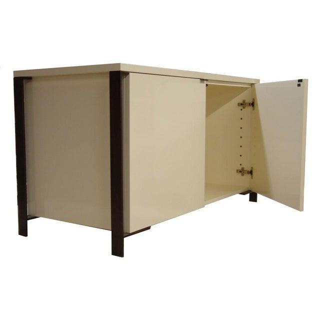 Fabry Bronze Frame Media Cabinet - Image 3 of 8