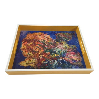 Bruce Mishell Collections Lacquer Tray