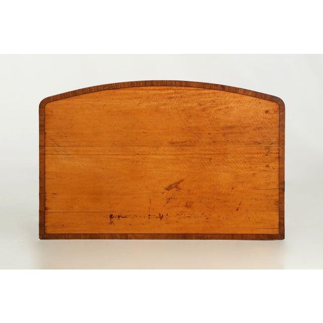 C. 1780 George III Satinwood Commode - Image 8 of 10