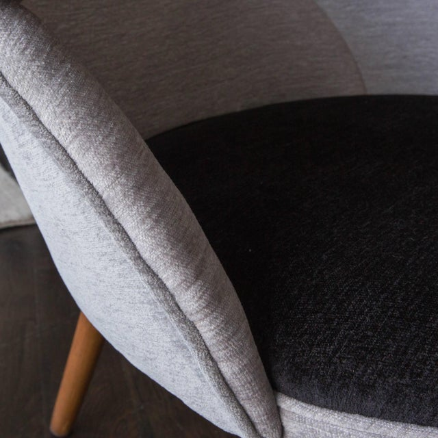 Image of Mid Century Danish Easy Chairs by Erik Ostermann