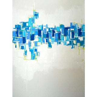'Crystallization' Painting by Linnea Heide