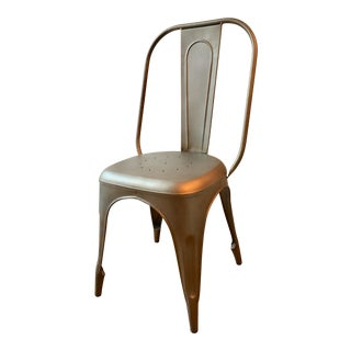 Remy Gunmetal Side Chair