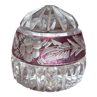 Cut Crystal Paper Weight