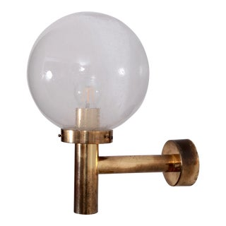 Set of Three Hans-Agne Jakobsson Wall Lamps with Large Glass Bulb