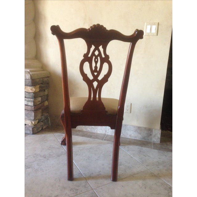 Hickory Chair Mt. Vernon Dining Chairs - Set of 8 - Image 5 of 8