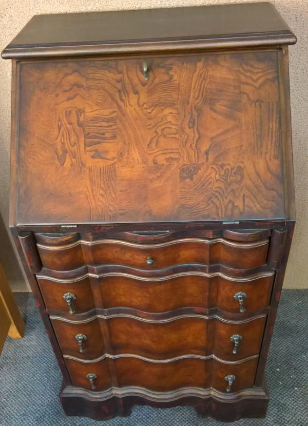 Hooker Furniture Seven Seas Secretary Base   Image 3 Of 5