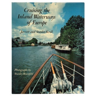 Vintage 'Cruising the Waterways of Europe' Book