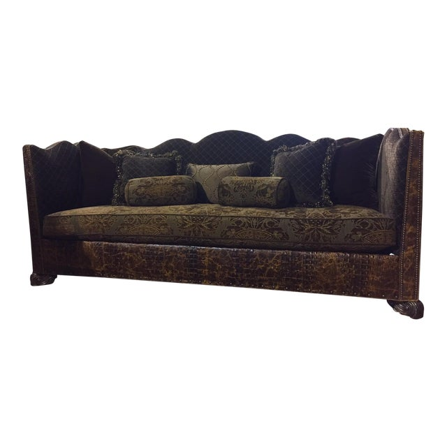 Custom Paul Robert Sofa - Image 1 of 7