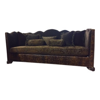 Custom Paul Robert Sofa