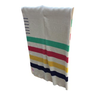 Hudson Bay 6 Points Blanket