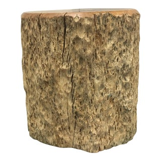 Rustic Wood Stump