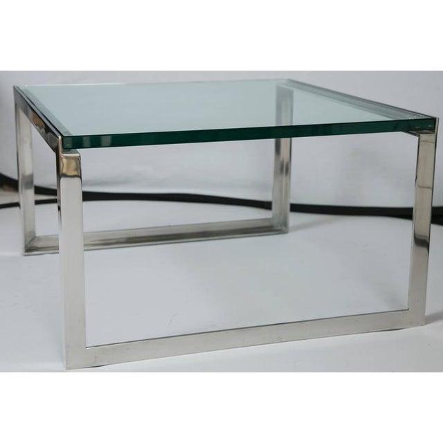 Shelton Mindel for Knoll Side Table - Image 3 of 7