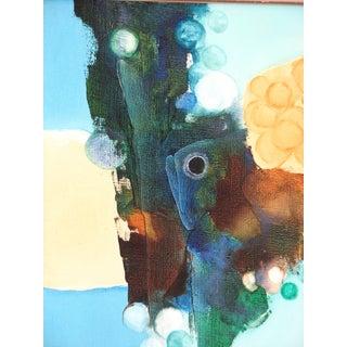 Nawi Original  Shiro Abstract Painting