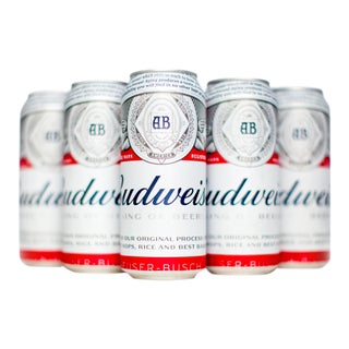 """King of Beers"" Budweiser Photograph"